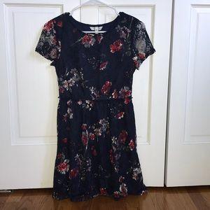 Speechless flowery dress XS